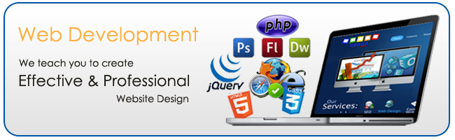 Kursus Web Design & Development