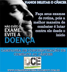 CAMPANHA DE COMBATE AO CANCÊR