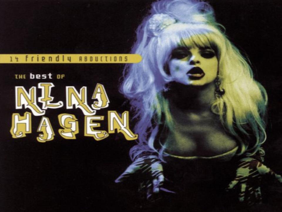 14 Friendly Abductions Álbum De Nina Hagen