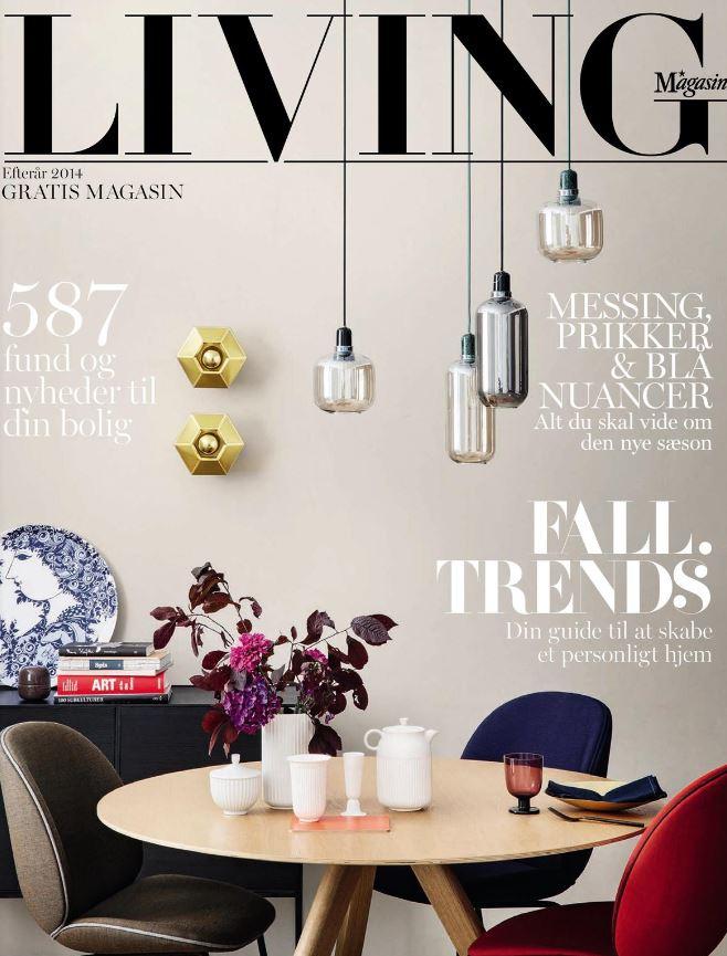 Magasin Living gratis katalog med nye trends