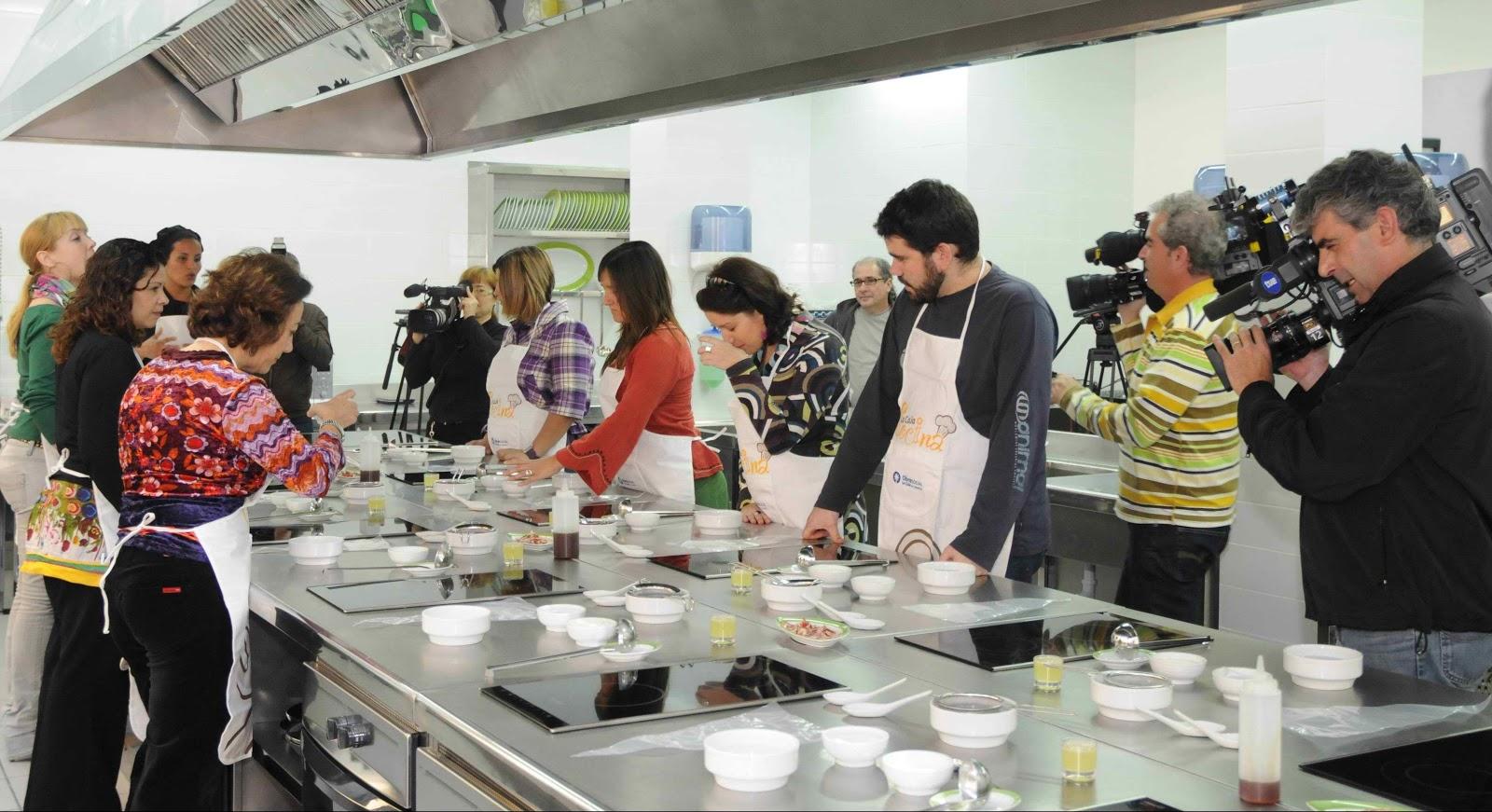 Regi n canarias peri dico digital de canarias aula de for Cursos de cocina en las palmas