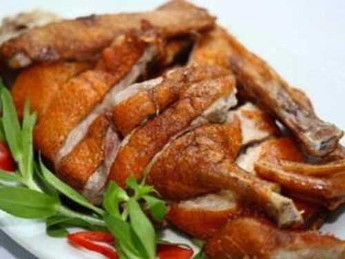 thịt vịt không nên ăn vào ngày tết