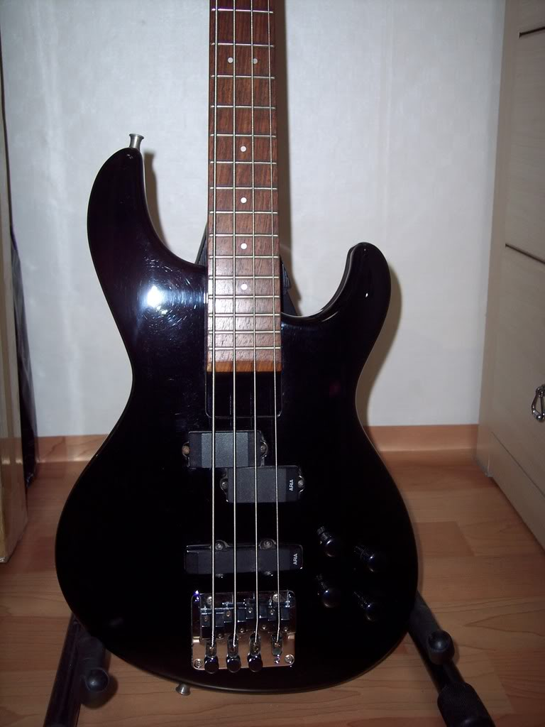 Aria Basses More Demos Pro Ii Sb Integra Take Two Guitar Wiring Diagram