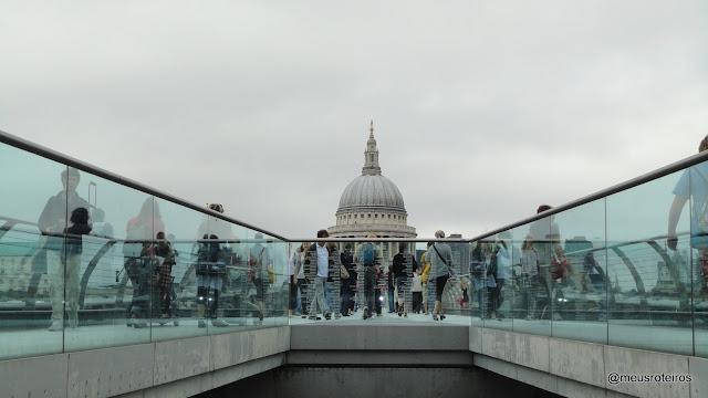 Millenium Bridge - Londres