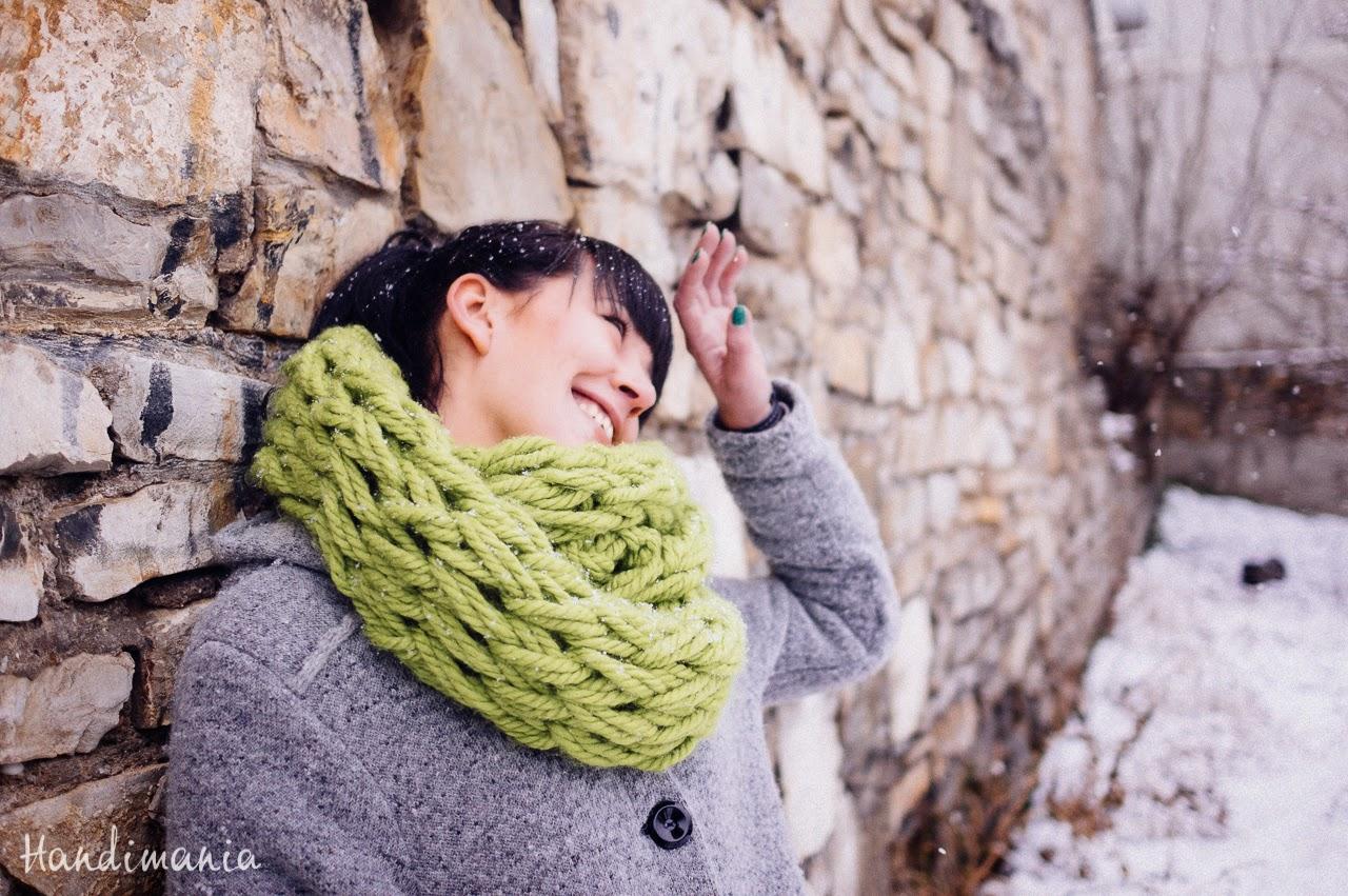 Схема вязания шали из ромашек