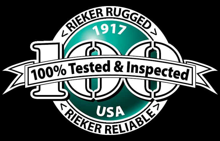 Rieker Quality Badge