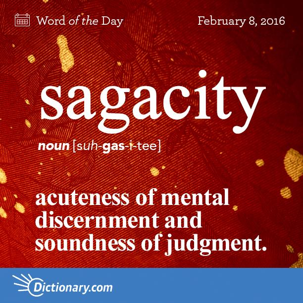 Simple Sagacity