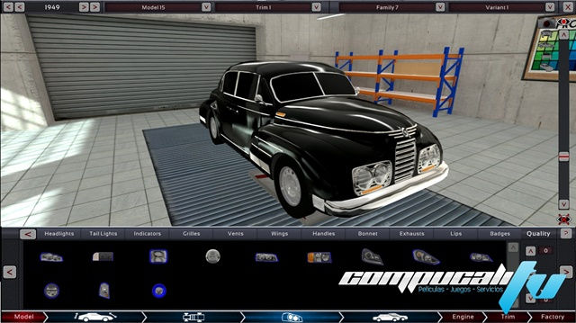 Automation The Car Company Tycoon Game PC Full