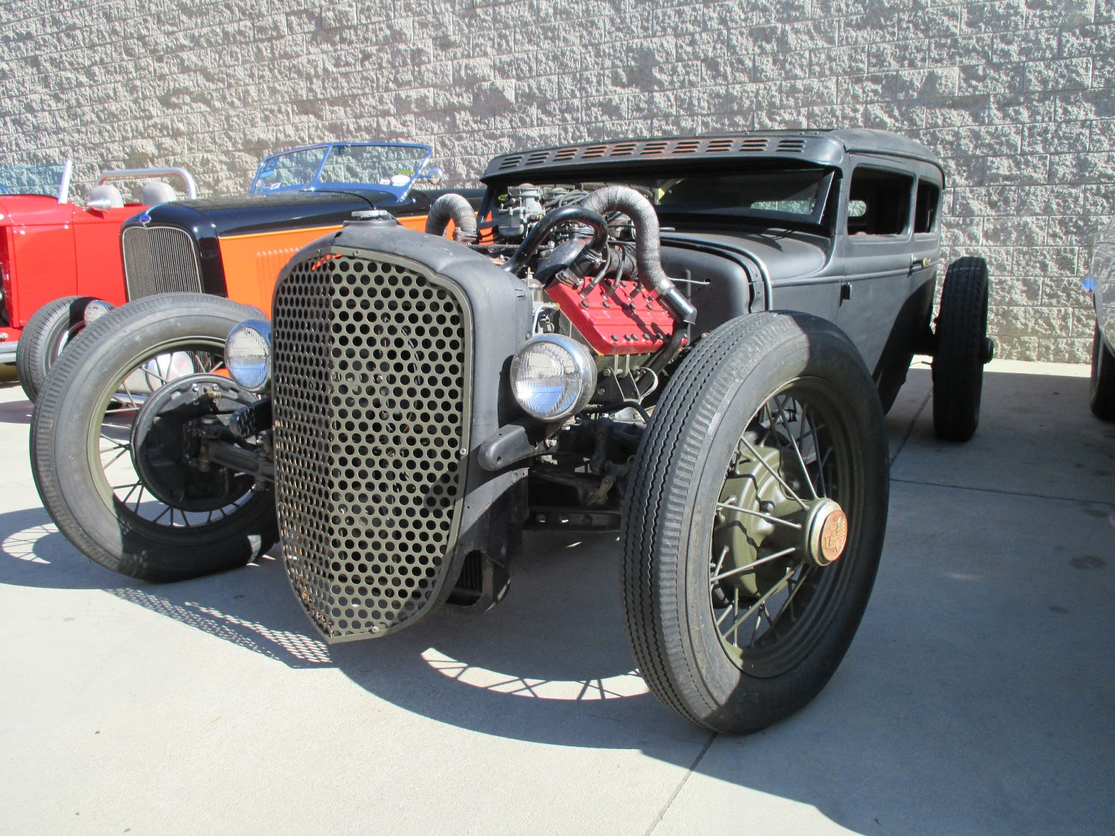 billy gibbons cars