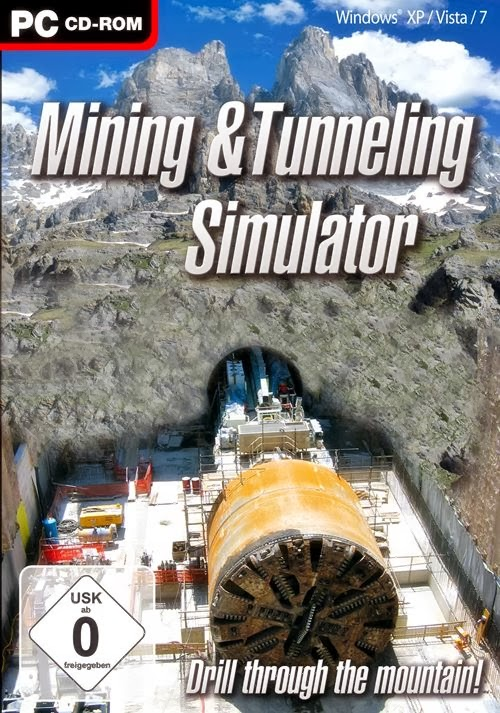 Mining and Tunneling Simulation