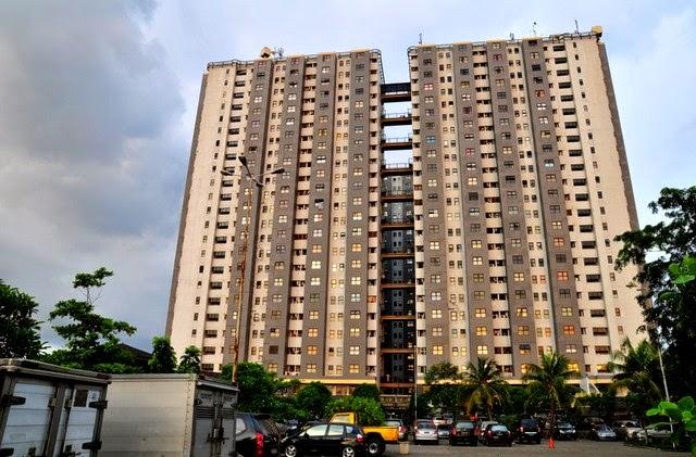 Simon Cokri Nekat bunuh diri Lompat dari Lantai 8 Apartemen Laguna