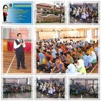 Putra Ilmuwan @ Ceramah Kepimpinan SK Putrajaya Presint 9(2), Putrajaya