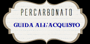 Acquistare il Percarbonato (news 18/12)