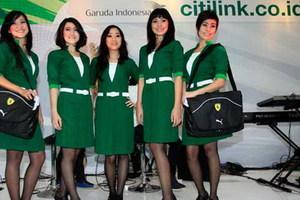 Lowongan Kerja 2013 Terbaru PT Citilink Indonesia Untuk Lulusan S1 Semua Jurusan Bulan November - Desember 2012