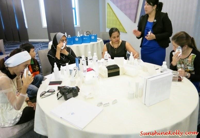 Nu Skin, ageLOC Galvanic Spa System II, anti aging device