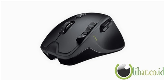 Logitech Wireless G700