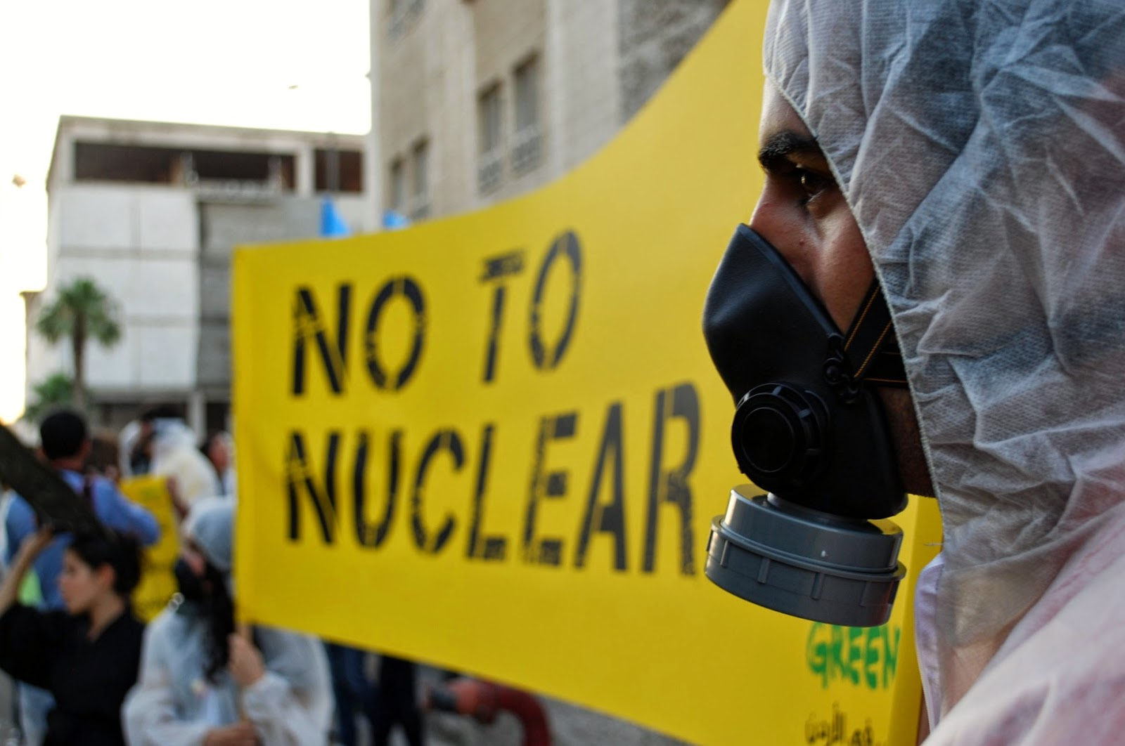 Voters split over nuclear power