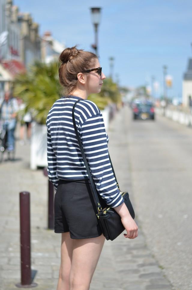 Ohcommentçava - jupe short asymétrique Zara