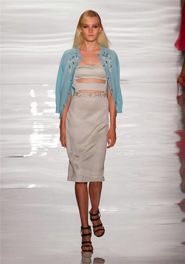 tendencia moda tonos nude primavera verano