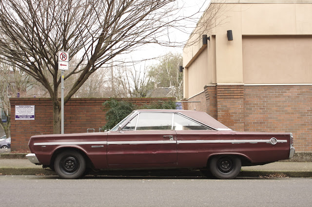1966 Plymouth Belvedere II.