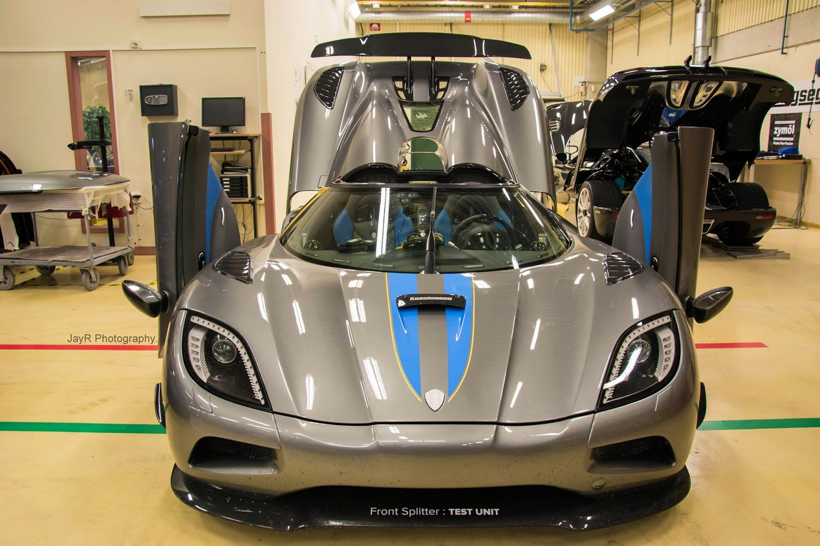 Agera 1 Back From The Sets Of Need For Speed Movie