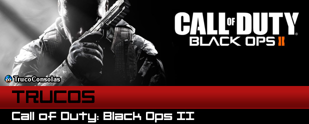 Trucos Call of Duty Black Ops 2 XB360 PS3
