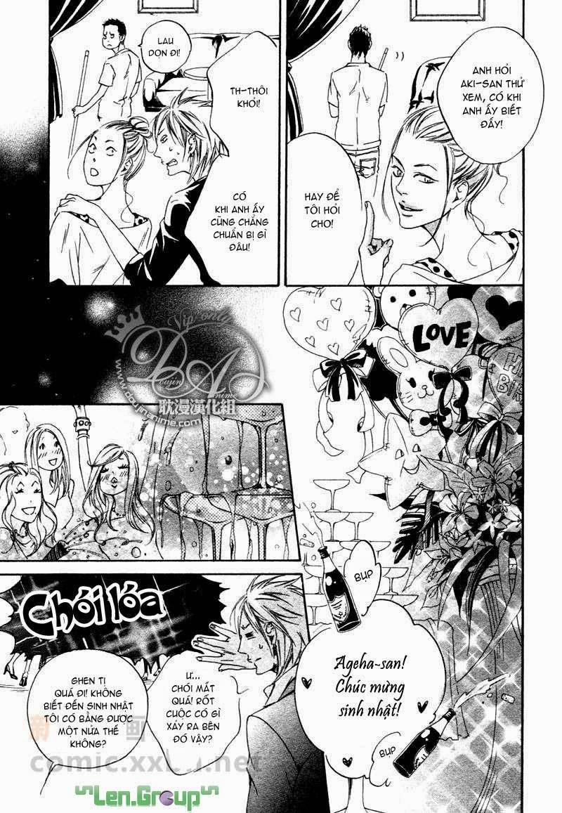 Kizutsuite Romance Manga chap 2 - Trang 15