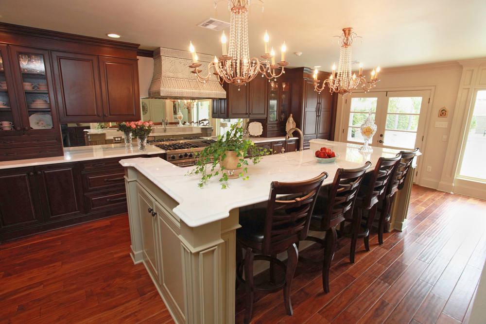 Comnew Orleans Kitchen : The Art of the Kitchen: A Luxurious New Orleans Kitchen