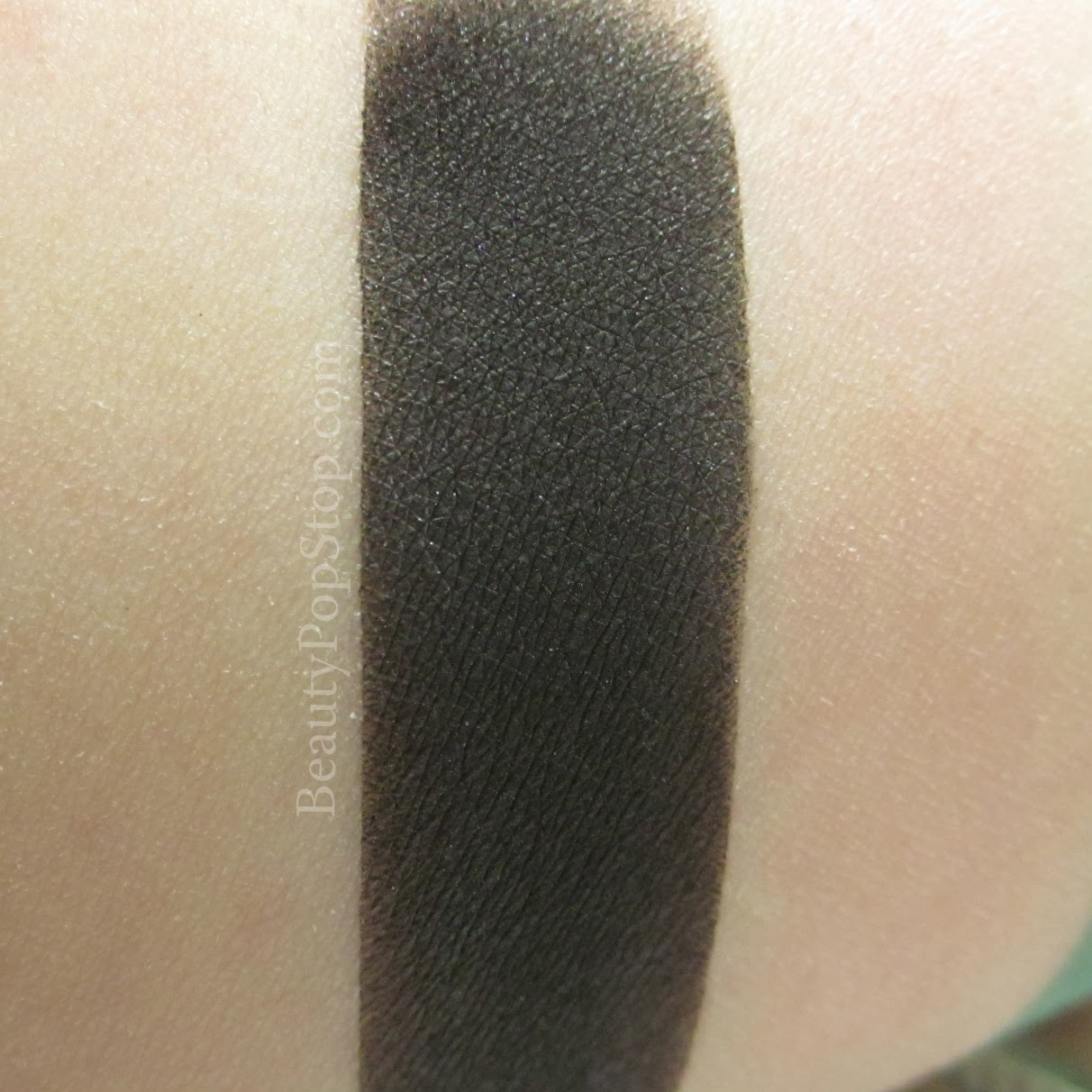 sugarpill pressed shadow bulletproof swatch