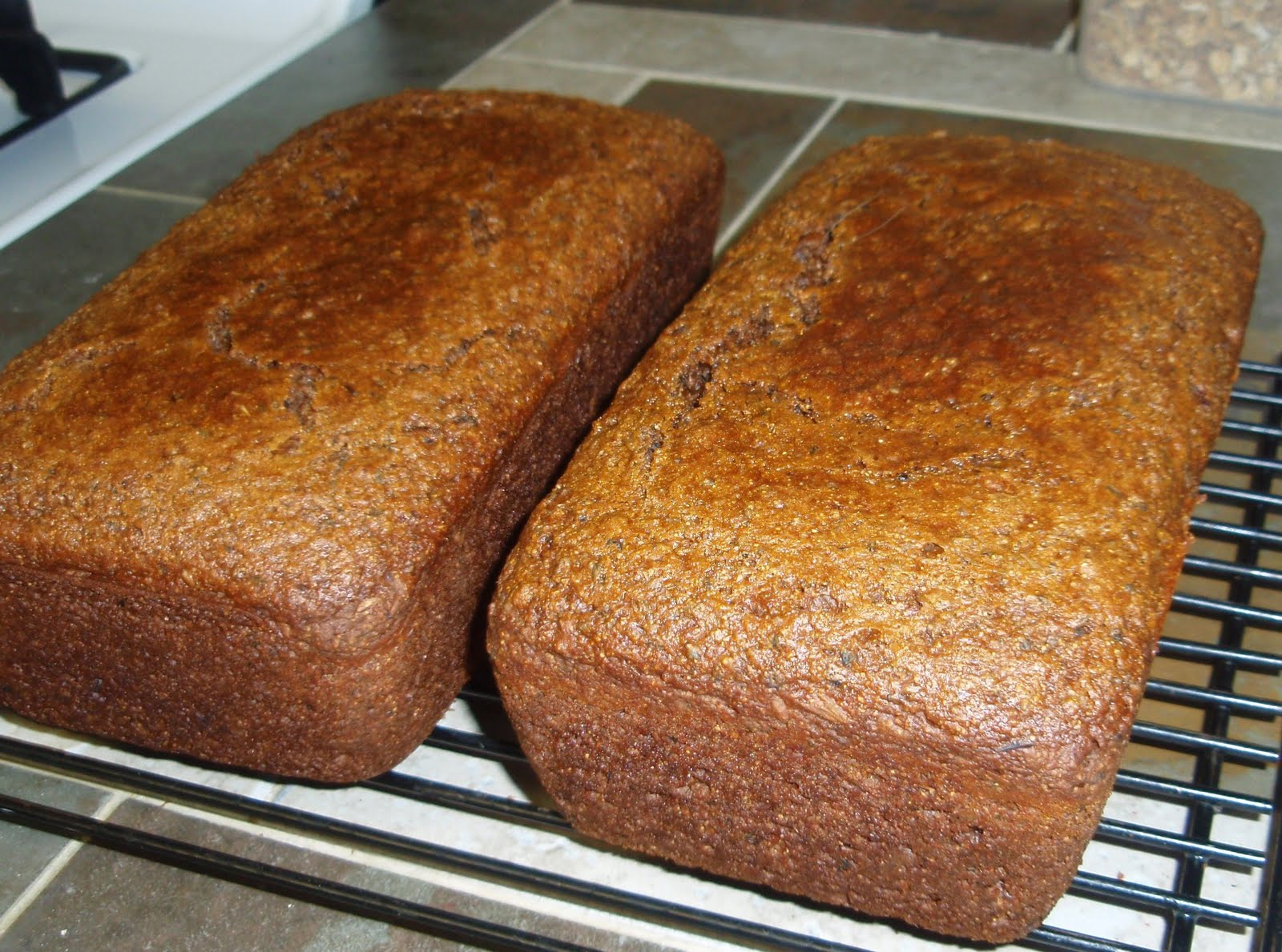 Spent Brains: Baking with spent grains: Boston Brown Bread