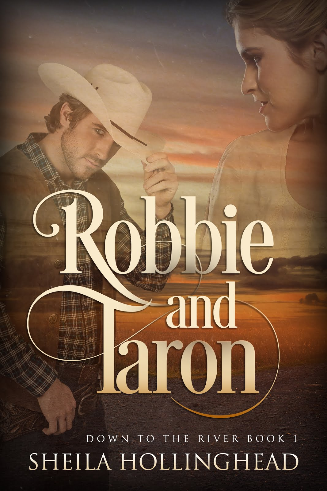 Robbie and Taron