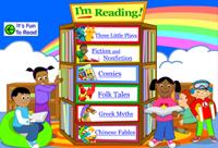 I,M READING