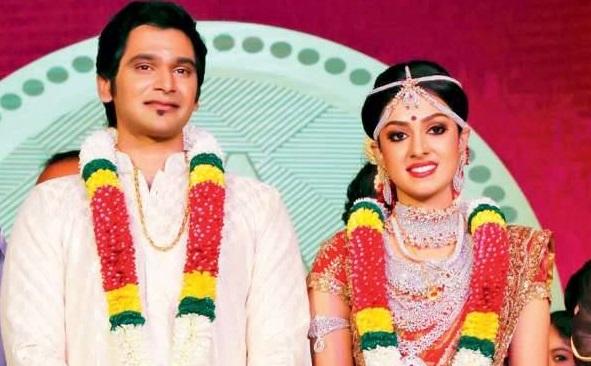 Ravi Pillai's daughter's Wedding Moments