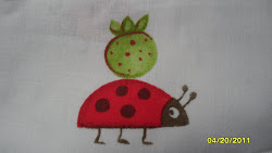 Click on the Ladybug for Another Blog-Kitchen Chronicles