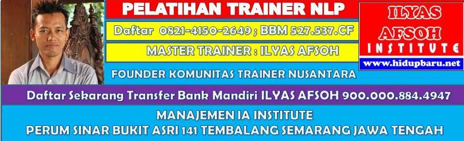 Pelatihan NLP di Surabaya 0821-4150-2649