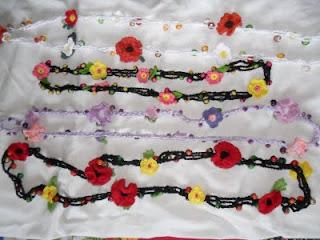 Плетени и стилни гердани