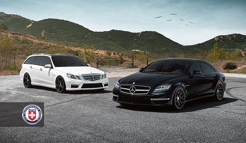Mercedes Benz E63 Amg Estate Black Series Technology