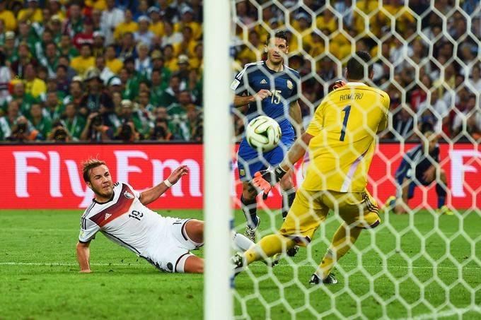 Mario Gotze Argentina
