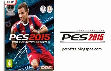 Download Pro Evolution Soccer 2015 [PES 2015 PC Game Direct Link Highly Compressed]