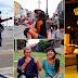Brasileira viaja por 14 países da Europa de carona, sem gastar nada