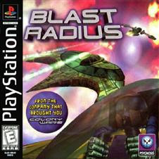download Blast Radius PS1
