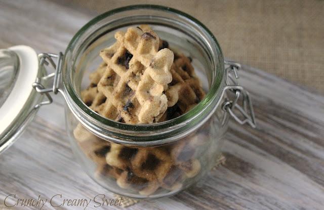 waffle+CCC+3 CCC Monday: Waffle Chocolate Chunk Cookies