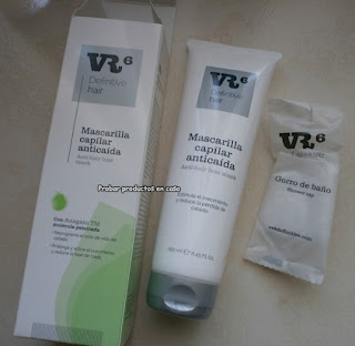Mascarilla VR6 Definitive Hair