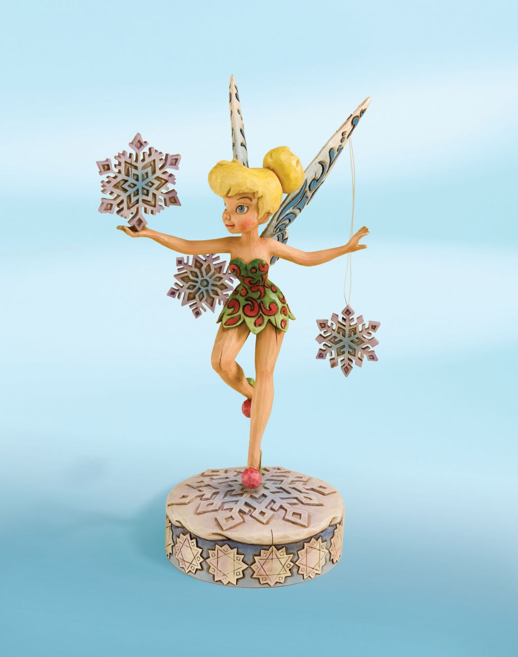 Tinkerbell christmas figurines cute hd walls