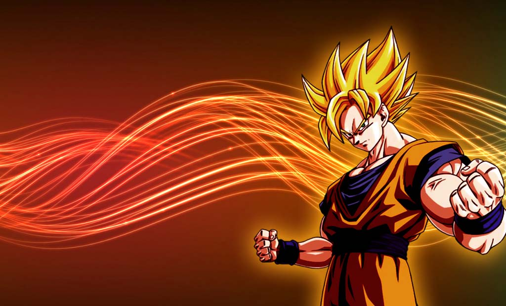 Dragonball Z Super Saiyan Goku Wallpapers HD