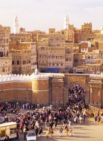 Mengenal Kota Tua Sana'a Yaman yang Bersejarah dan Bernuansa Islam