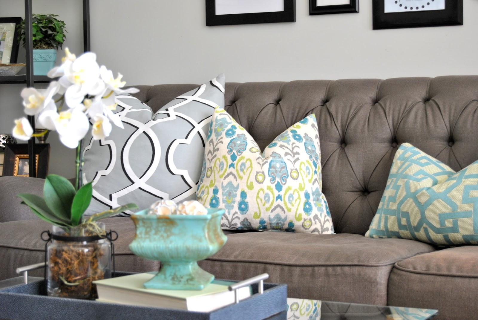 Studio 7 Interior Design: Instagram 10k Giveaway: The Bluebird Shop Pillow Cover