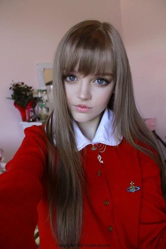 Dakota Rose:Cewek 16 Tahun Mukanya Mirip Barbie