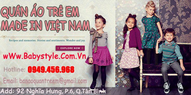 quần áo trẻ em giá sỉ tại chợ Tân Bình