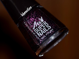 Manhattan & Playboy Super Nails nr 07 - Suberb Sparkle